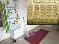 foto sala virtual pilates