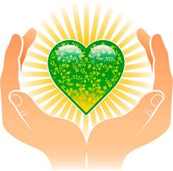 reiki-corazon-verde