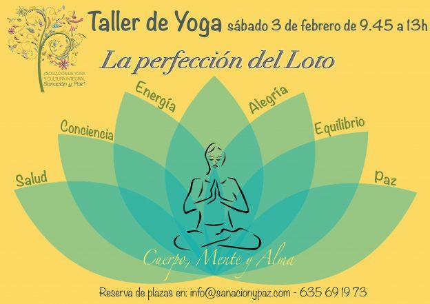 taller de yoga febrero 2018
