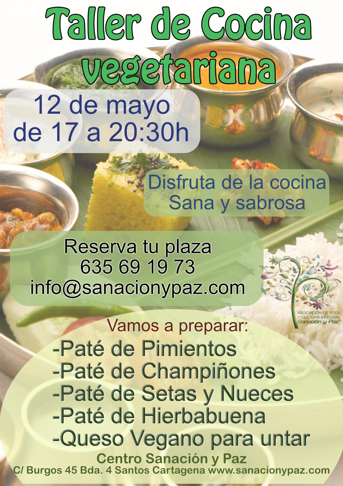 taller de cocina patés