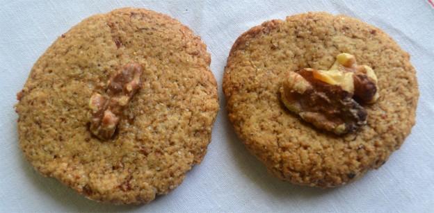 galletas de pasas