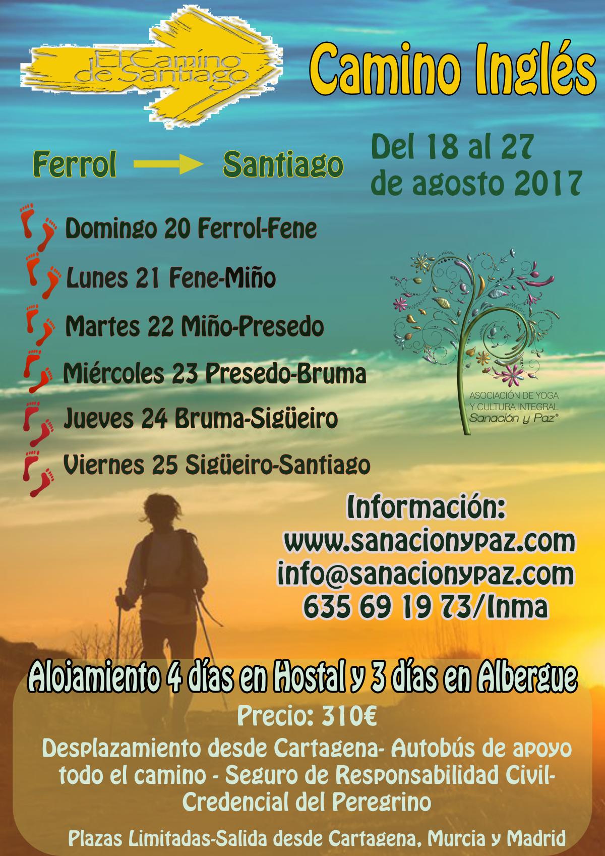 camino de santiago2017