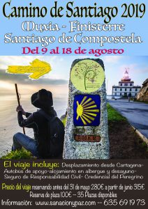 camino de santiago 2019 1 plus
