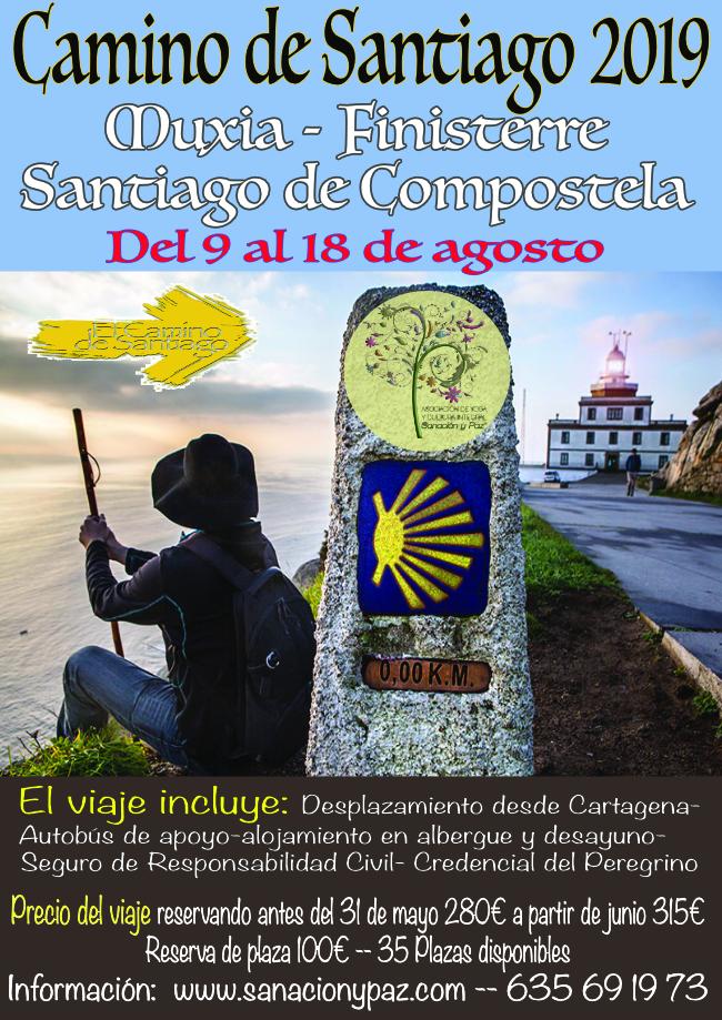 camino de santiago 2019 1
